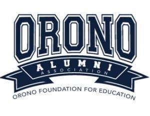 Orono alumni association logo